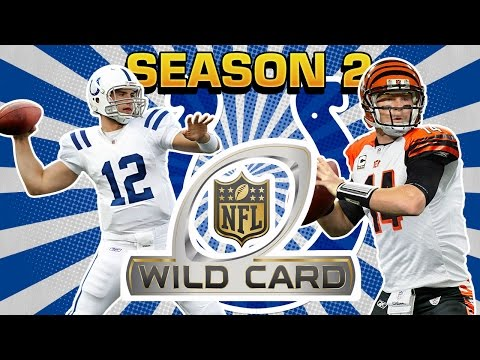 GOODBYE LUCAS OIL STADIUM - Madden 16 Colts Franchise Playoff Wildcard vs Bengals