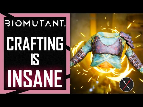 Biomutant Crafting Guide – How to Get the Best Weapons and Armor