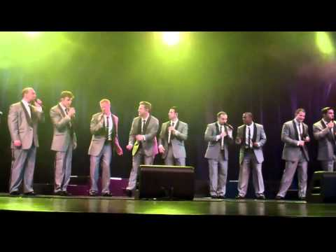 Straight No Chaser- Jingle Bells 10 12 12