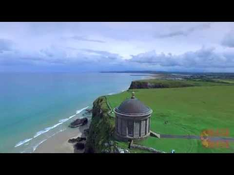 The North Coast of Northern Ireland - DJI Phantom 3 (Drone Footage)