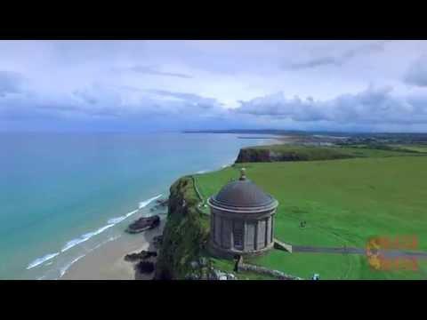 The North Coast of Northern Ireland - DJI Phantom 3 (Drone Footage)