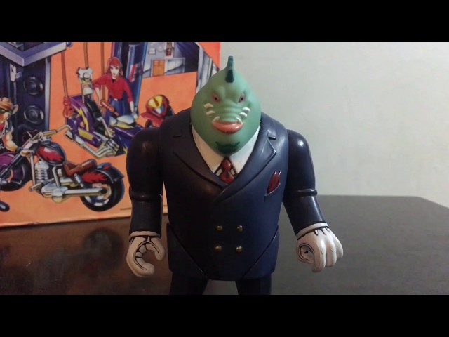 BIKER MICE FROM MARS TOYS - Villains In Action