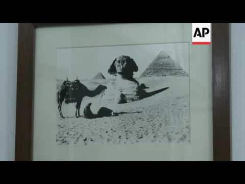 Prized Lehnert and Landrock photo archive lives on in Cairo