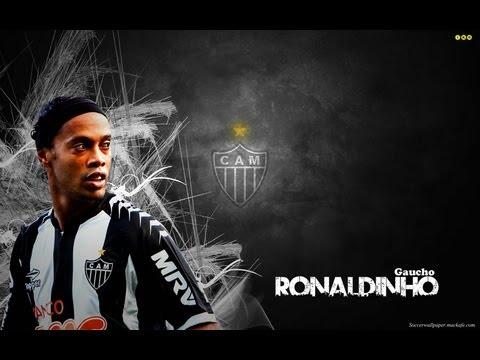 Mejores jugadas de Ronaldinho (Atlético Mineiro) HD