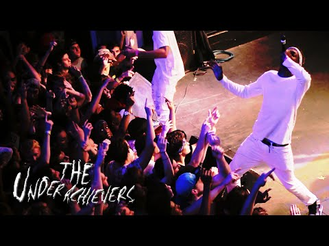 THE UNDERACHIEVERS - HERB SHUTTLES | LIVE IN RALEIGH, NC (2014)