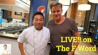 "Video LIVE with Gordon Ramsay! The ""F"" Word on FOX download MP3, 3GP, MP4, WEBM, AVI, FLV Januari 2018"
