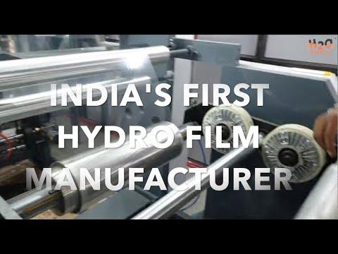 Water Transfer Printing Machine - H2O Graphix