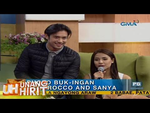 Unang Hirit: Photo bukingan with Sanya Lopez and Rocco Nacino