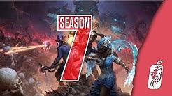 Season 7 Smite: New Insane Ullr Build