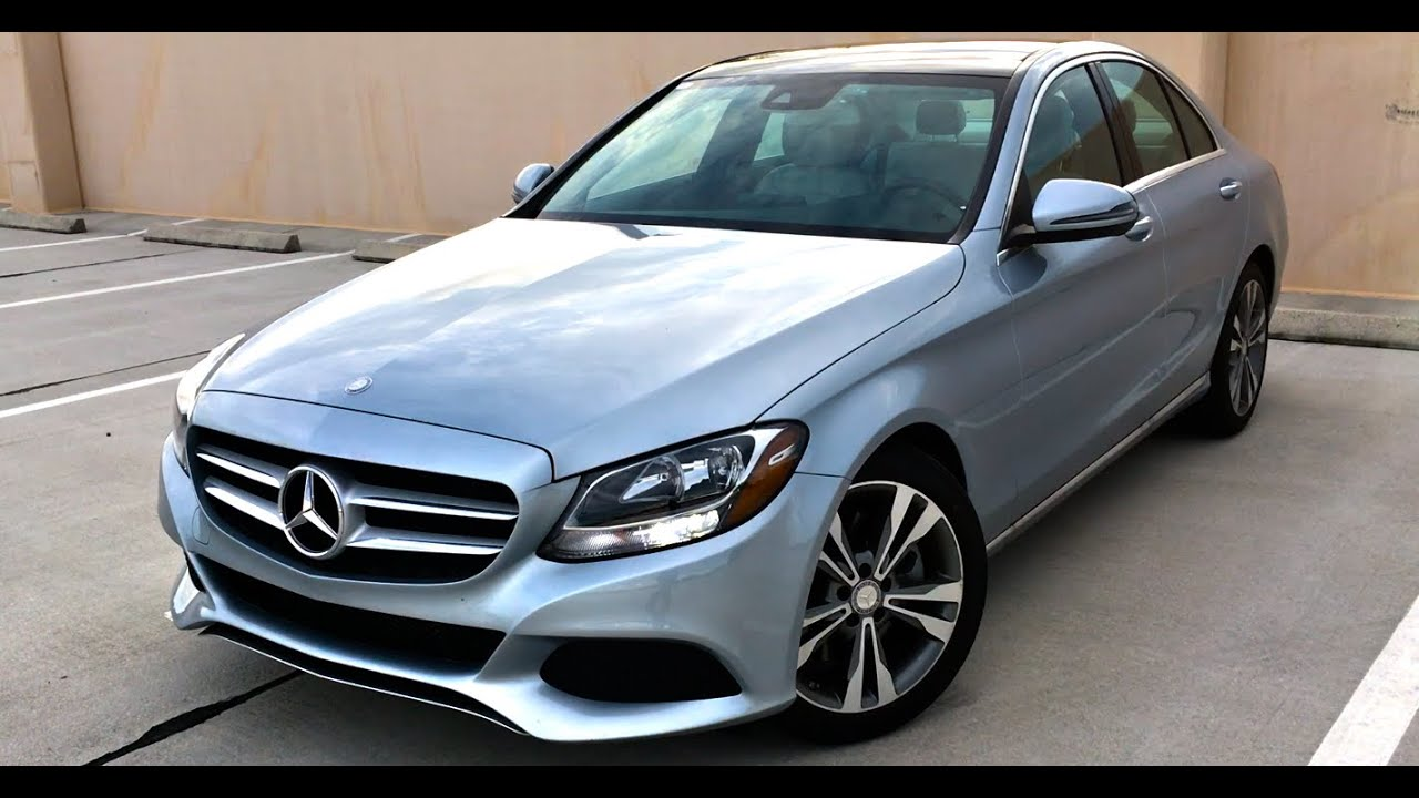 2016 mercedes-benz c300 review - youtube