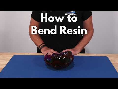 How to Bend Resin