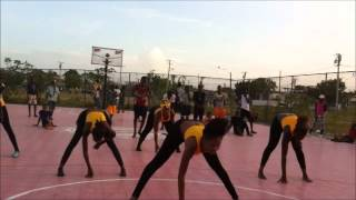CHEER IMPULSE (TRYOUTS) 2013 - MACHEL MONTANO- ADVANTAGE CHOREOGRAPHY