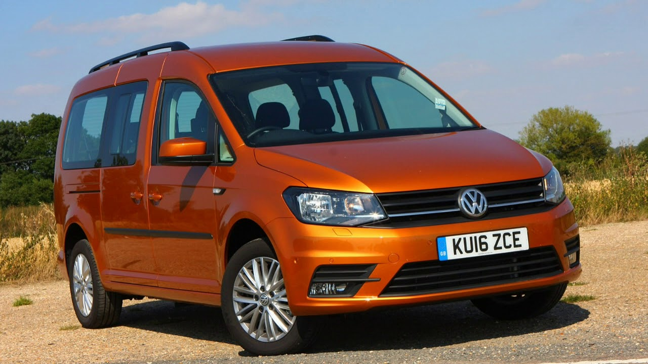 volkswagen caddy 2017 car review youtube. Black Bedroom Furniture Sets. Home Design Ideas