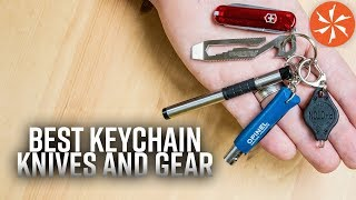 The Best Keychain Knives and EDC Gear At KnifeCenter.com