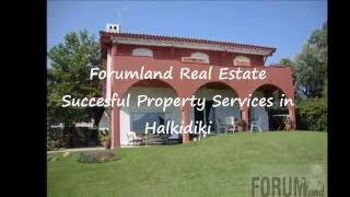Forumland Real Estate, Charming  House with spectacular sea view