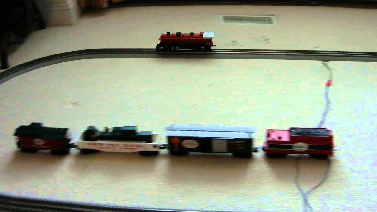 Lionel Locomotive Problem Video