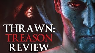 Star Wars Thrawn: Treason Book Review (No Spoilers)
