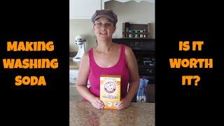 DIY Washing Soda: Is It Worth It?