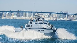 The Mark VI is A Class of Patrol Boat in Service With the U.S. Navy