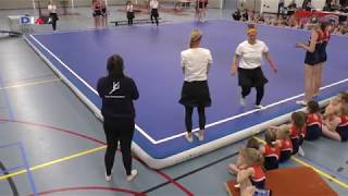 Gymnastiekvereniging DIA Dongen OW 2019 Demo