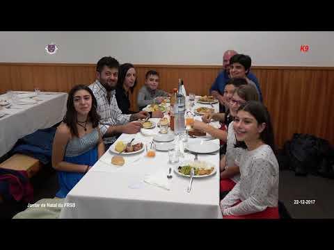 Jantar de Natal da Filarmónica Recreio de Santa Bárbara (22-12-2017)