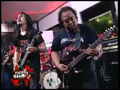 Power Metal - Cita Yang Tersita (TVOne Radio Show, March 2012).flv