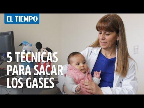 remedios caseros para los gases de bebes recien nacidos