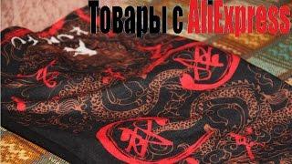 Посылка с AliExpress , бандана, флисовый шарф №2
