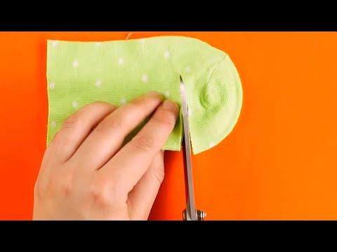 Пять классных лайфхаков для носков, которые должна знать каждая мама.