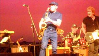 "Tribute To Clarence Clemons, ""Tender Years"" John Cafferty  and Michael ""Tunes"" Antunes"