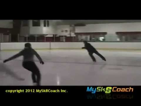 Stroking Exercise Brian Orser