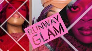 Runway Glam #CommentaryAllDay