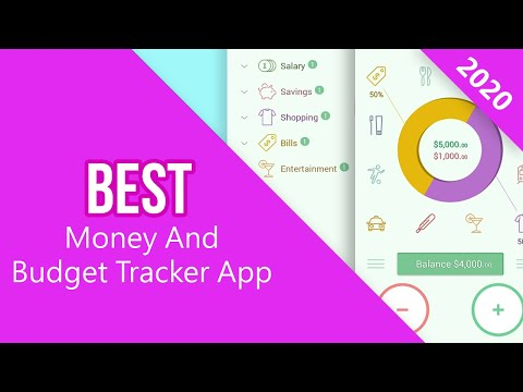 Best And Good Budget App | Free Monthly Expense Tracker | Money Management Apps | For Android & IOS