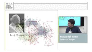 """Professor Mark Newman: """"epidemics, Erdos Numbers, And The Internet"""""""