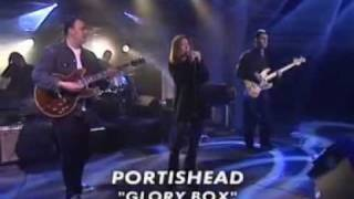 Portishead - Glory box - Live NPA 1994