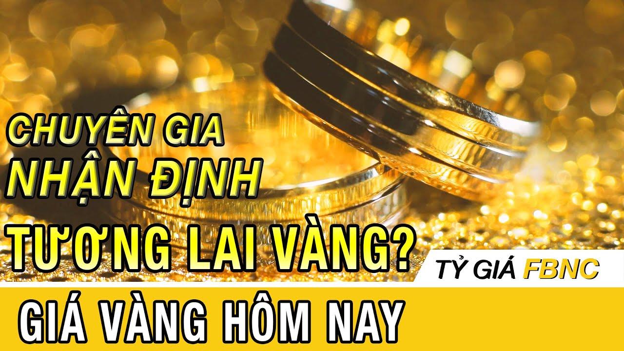 Giá vàng mới nhất hôm nay ngày 17/4/ 2020 | Chuyên gia nói gì về tương lai vàng