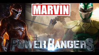 Могучие рейнджеры - трейлер от MARVIN