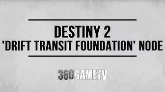 Destiny 2 Drift Transit Foundation Node Location (Sleeper Simulant Nodes Location)