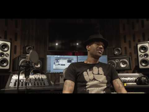 Mr. Probz interview @ Left Lane Studios