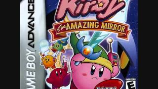 Kirby & the Amazing Mirror - Forest/Nature Area