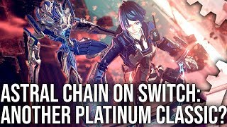 Astral Chain Switch Analysis: A New Direction For Platinum Games?