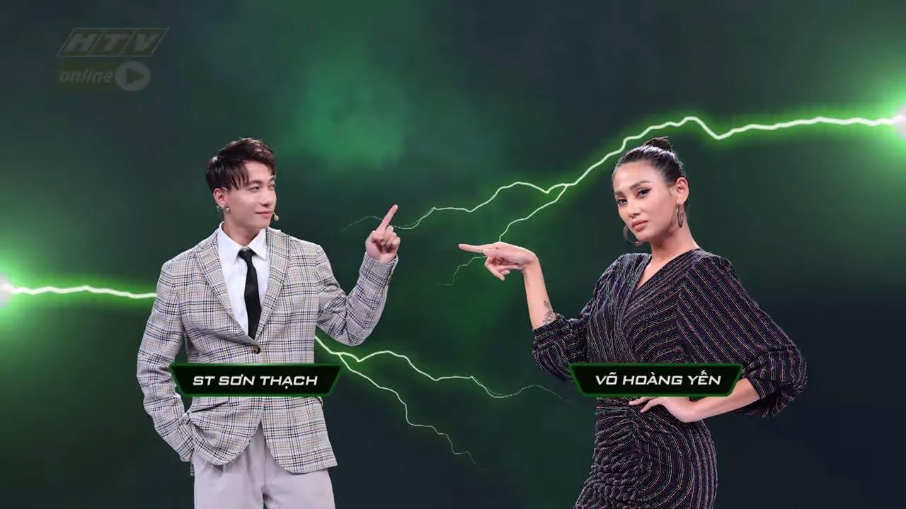 image Võ Hoàng Yến - S.T đối đầu với loạt câu hỏi Tây Du Ký | NHANH NHƯ CHỚP 2 | NNC #7 | 11/5/2019