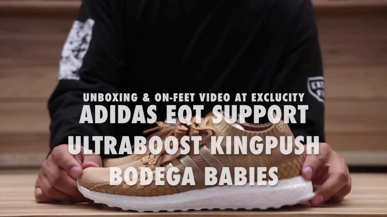hot sales 93036 d3ac1 Adidas EQT Support Ultraboost Kingpush