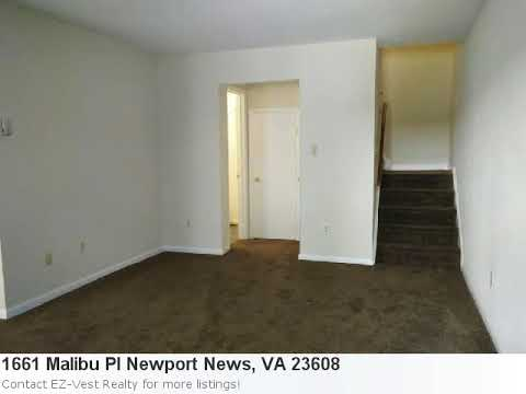 Trying To Find A Remarkable Home In Newport News, Va? Check Out Mls# 10161170 - 2 Bedroom, 2 Bath Ho