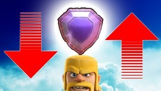 NEW SEASON!  NEW LEGEND LEAGUE!  NEW DREAMS!  Clash of Clans w/ Galadon