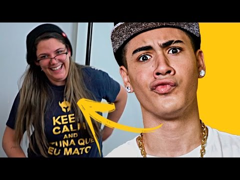 CANTEI O FUNK DO MC KEVINHO E UNS RAP!