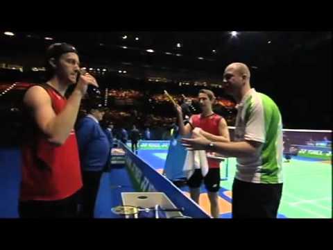 SF - MD - Mathias Boe/Carsten Mogensen vs Guo Zhendong/Chai Biao -2011 All England Open