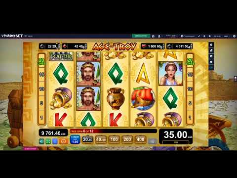 Vivaro  Casino Age Of Troy X 492