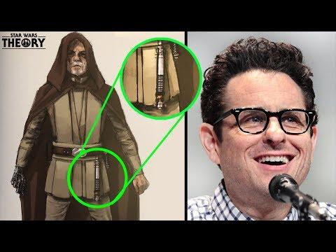 JJ Abrams Wanted Luke's Green Lightsaber In The Film! - Star Wars Explained