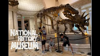 Natural History Museum Complete Walk through (Los Angeles CA)